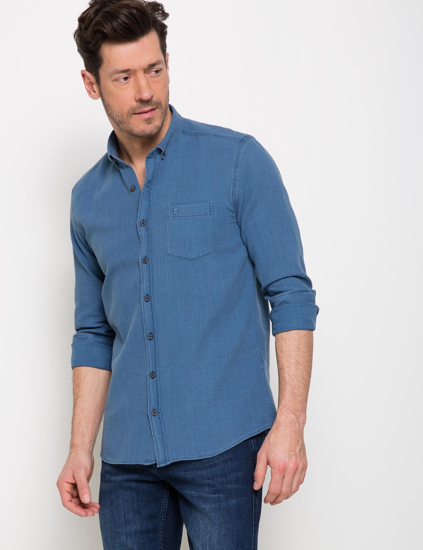 İndigo Regular Fit Gömlek