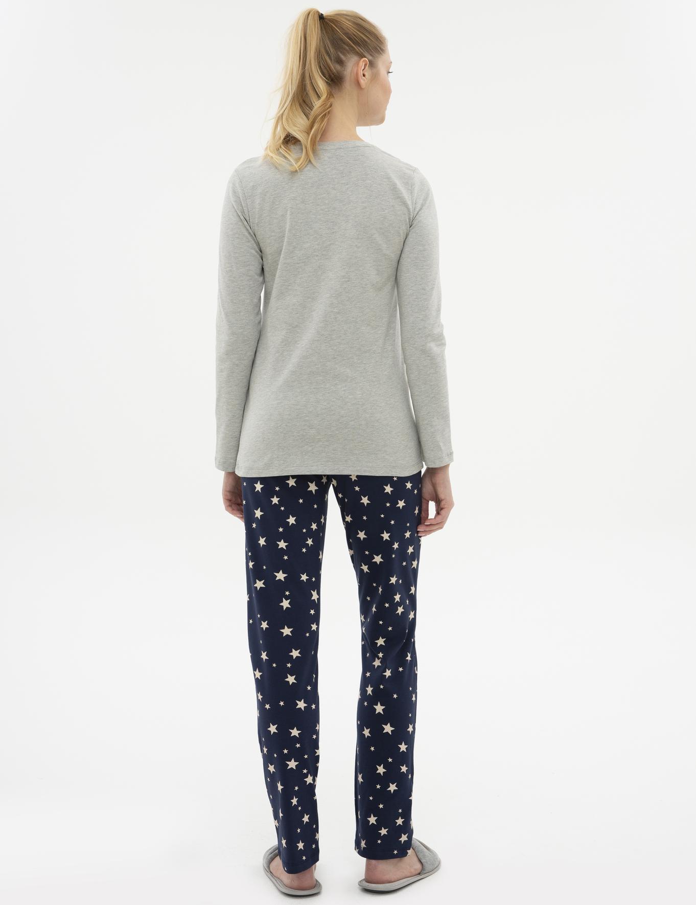 Gri Pijama