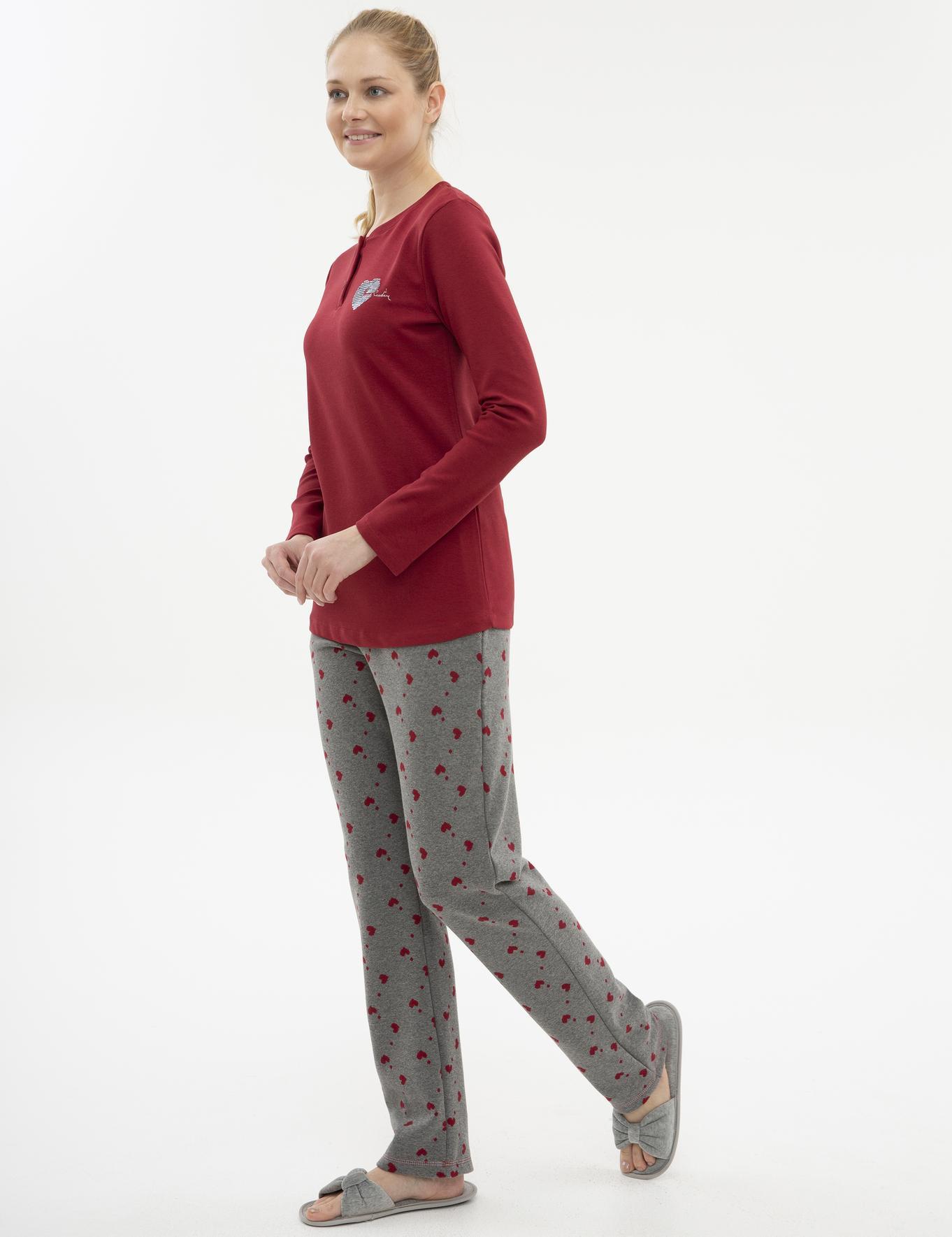 Bordo Pijama