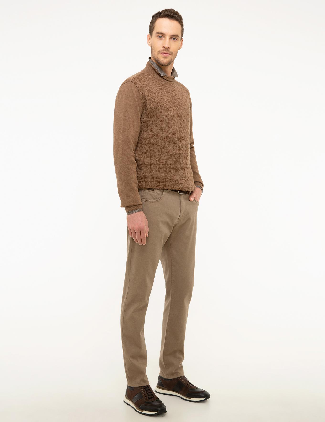 Vizon Denim Pantolon
