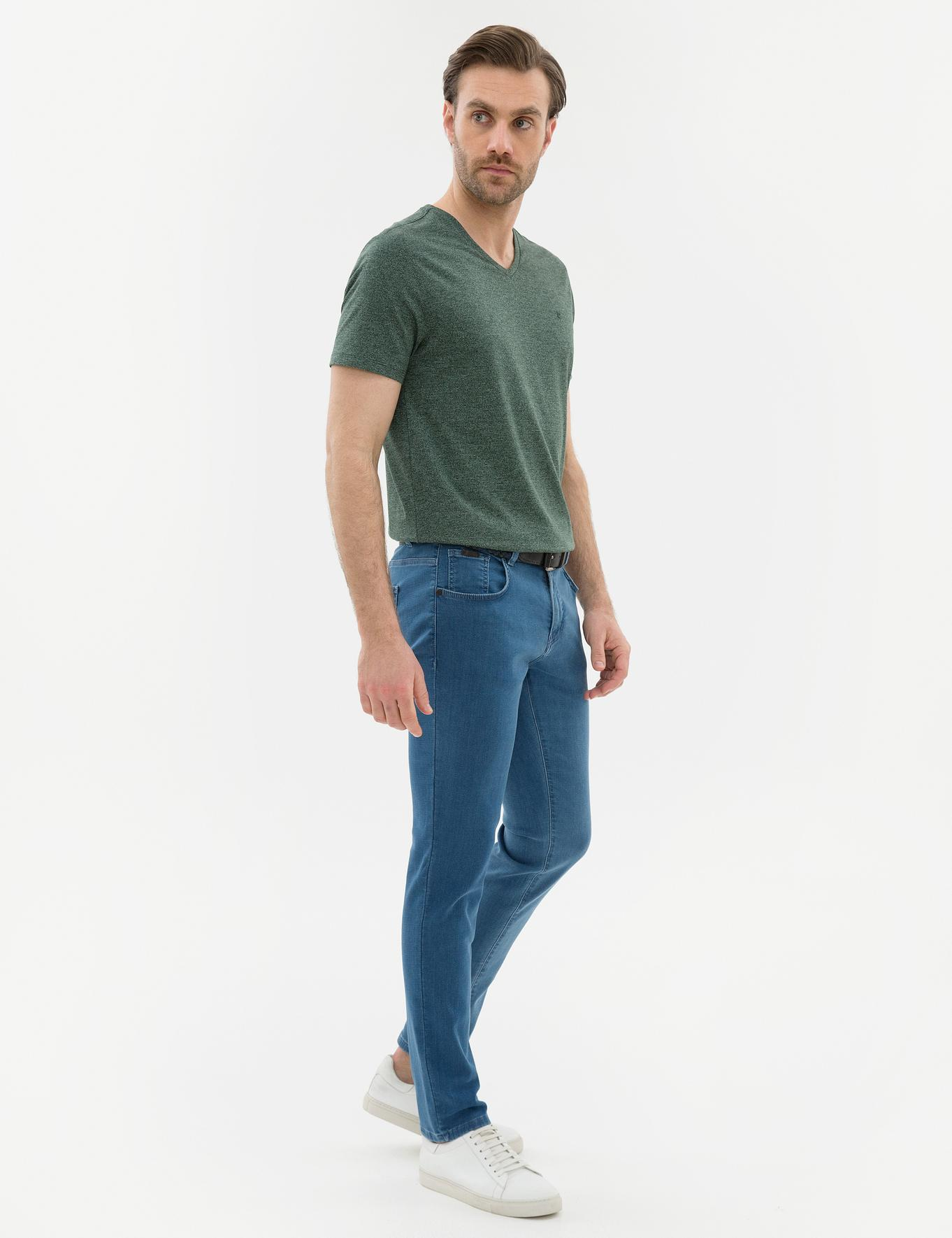 Mavi Slim Fit Denim Pantolon