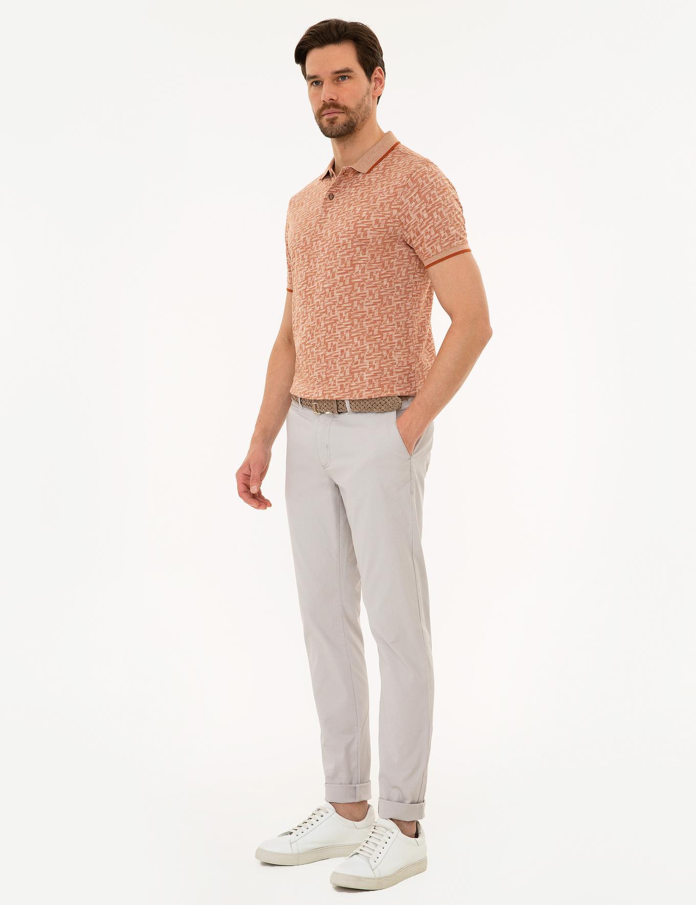 Taş Slim Fit Chino Pantolon