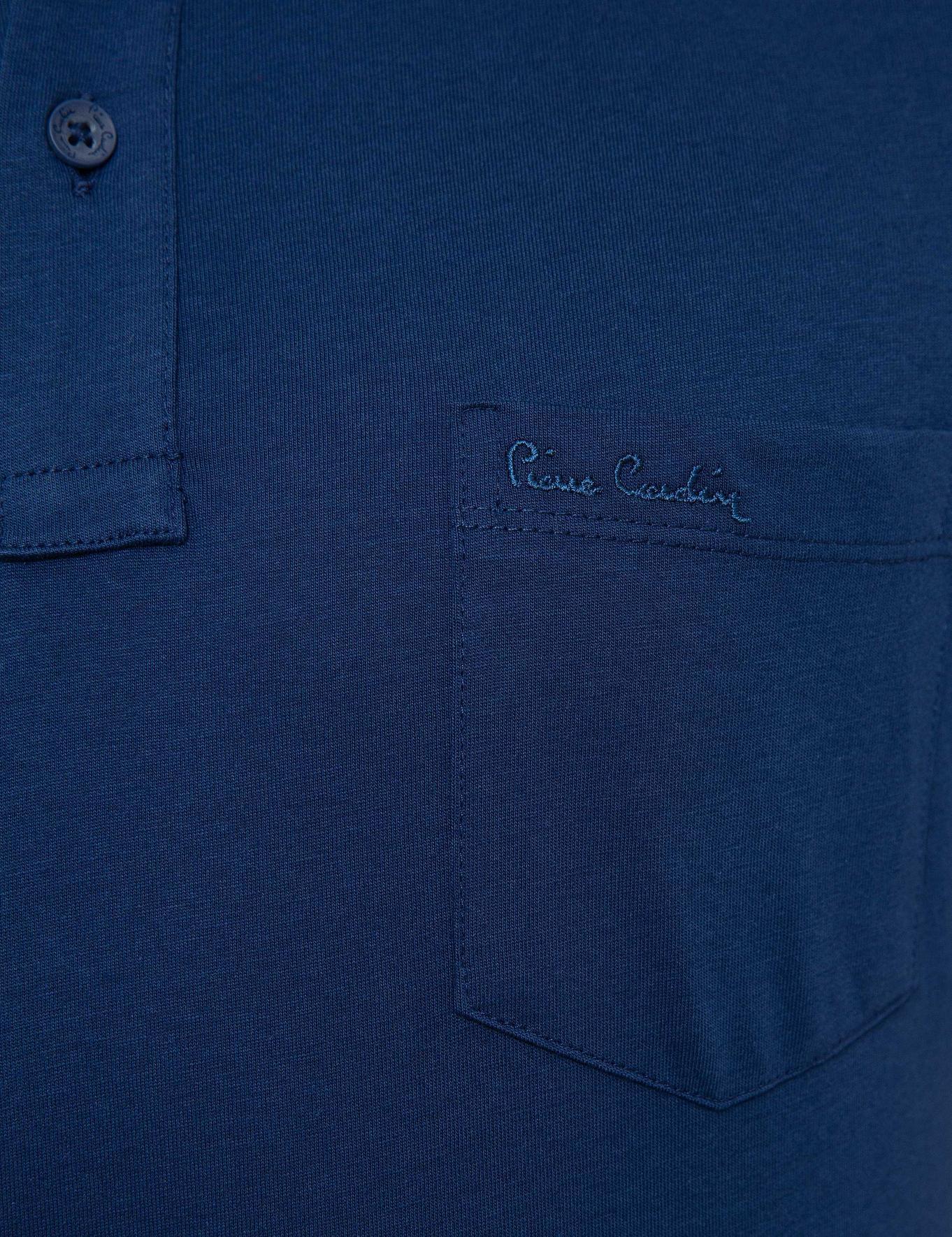 Lacivert Regular Fit T-Shirt