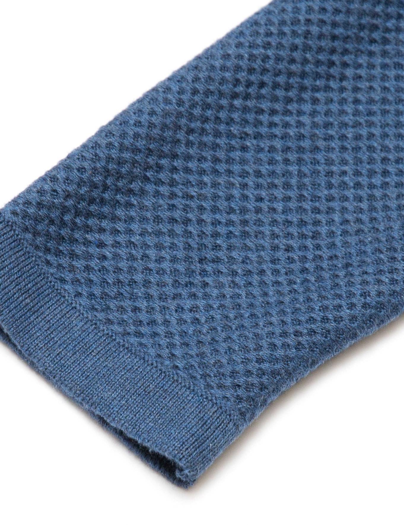 Mavi Triko Kazak