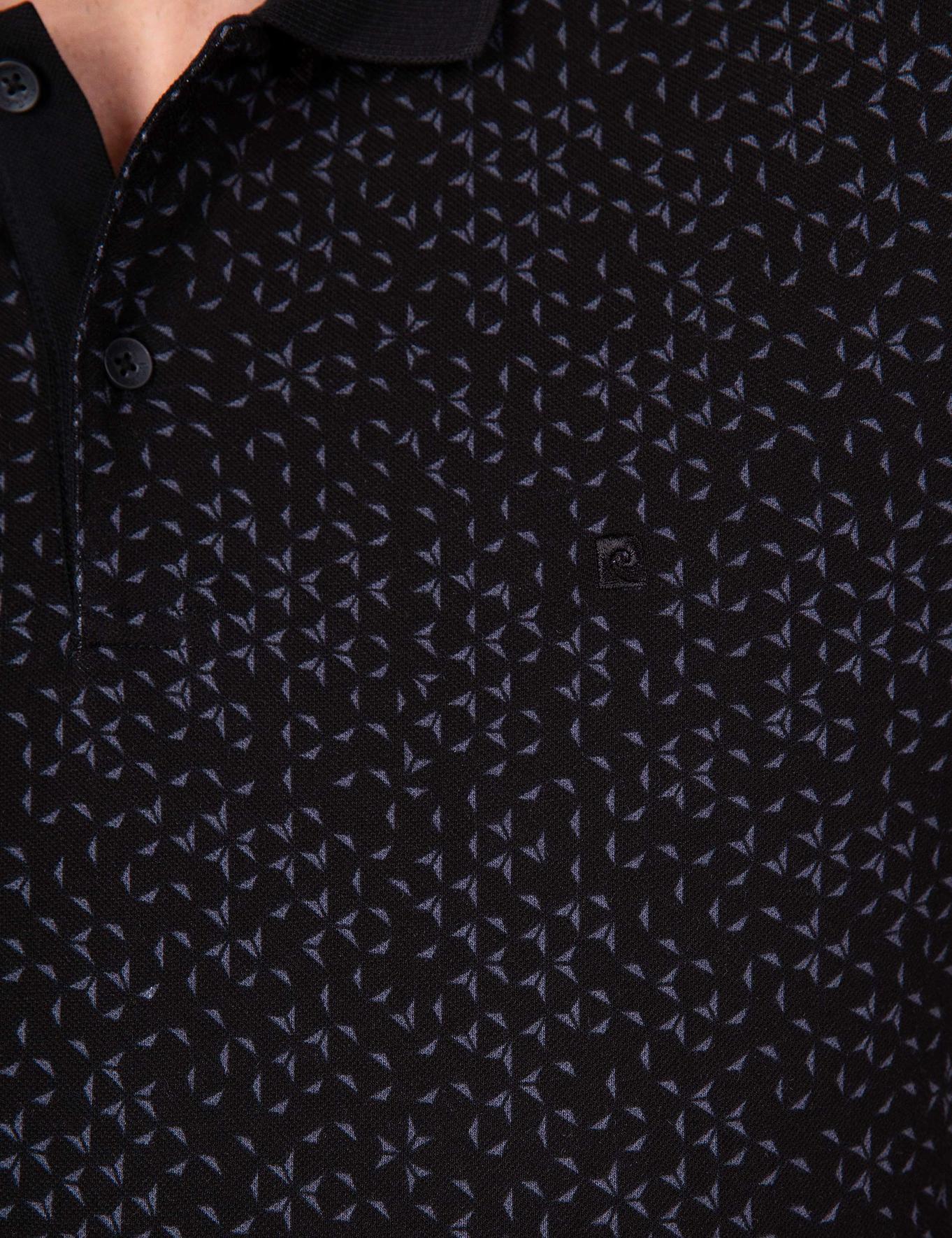 Siyah Slim Fit T-Shirt