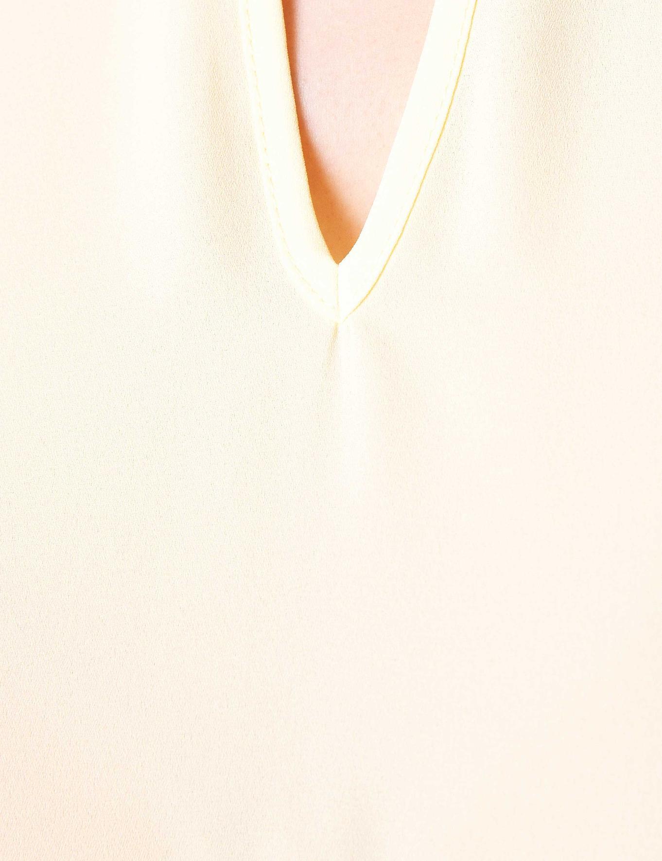 Açık Sarı Bluz
