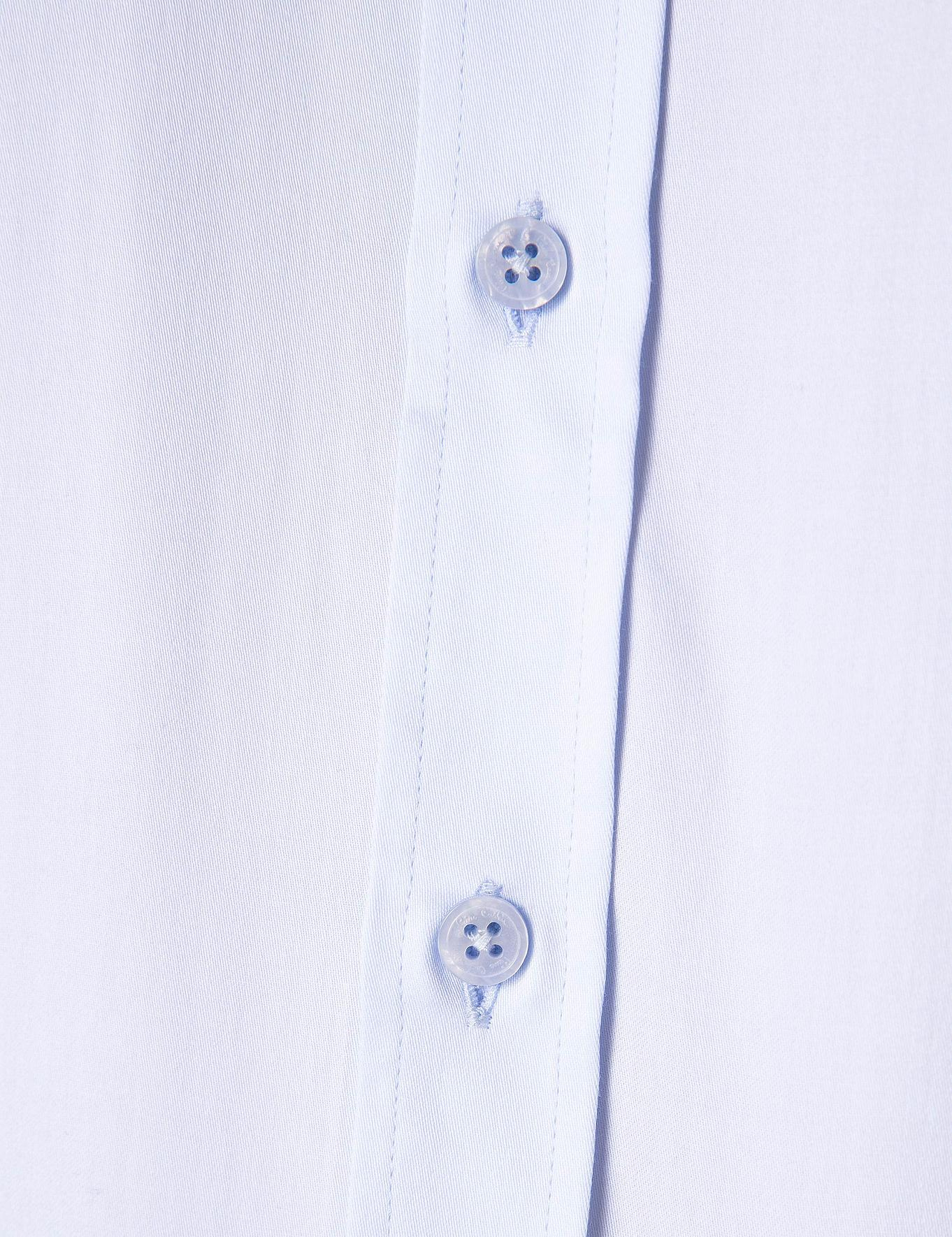 Açık Mavi Regular Fit Kısa Kollu Gömlek