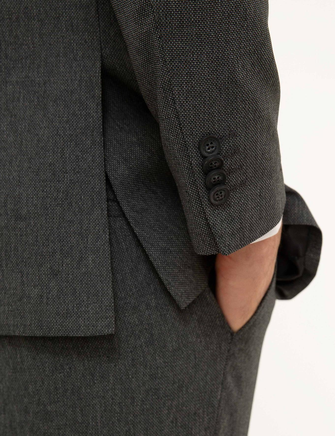 Füme Takım Elbise