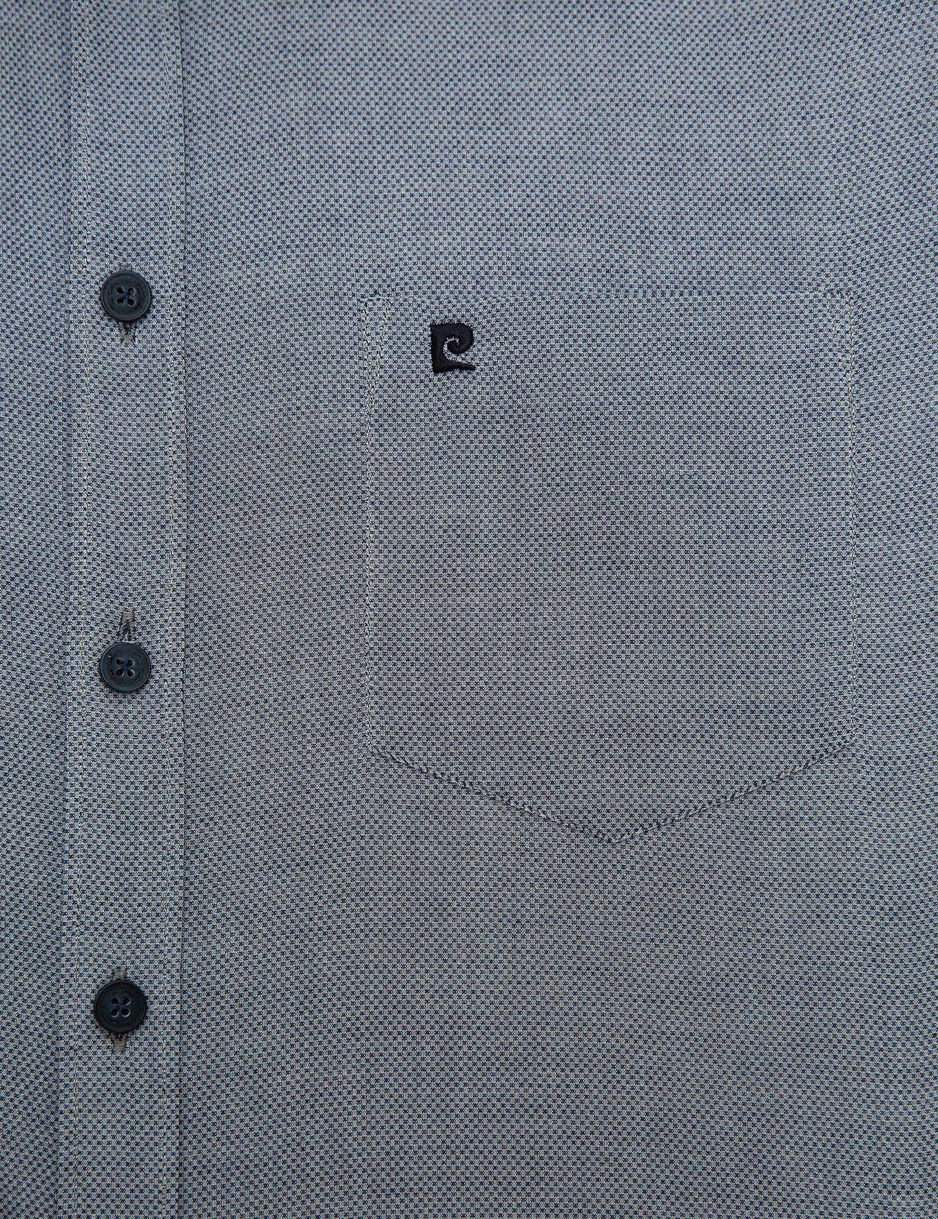 Regular Lacivert Gömlek