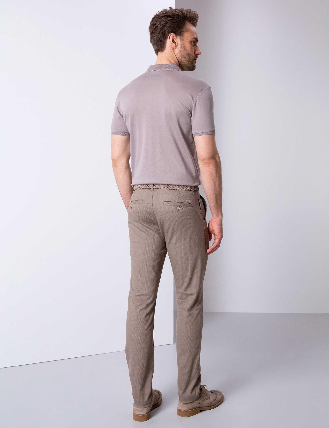 Vizon Slim Fit Chino Pantolon