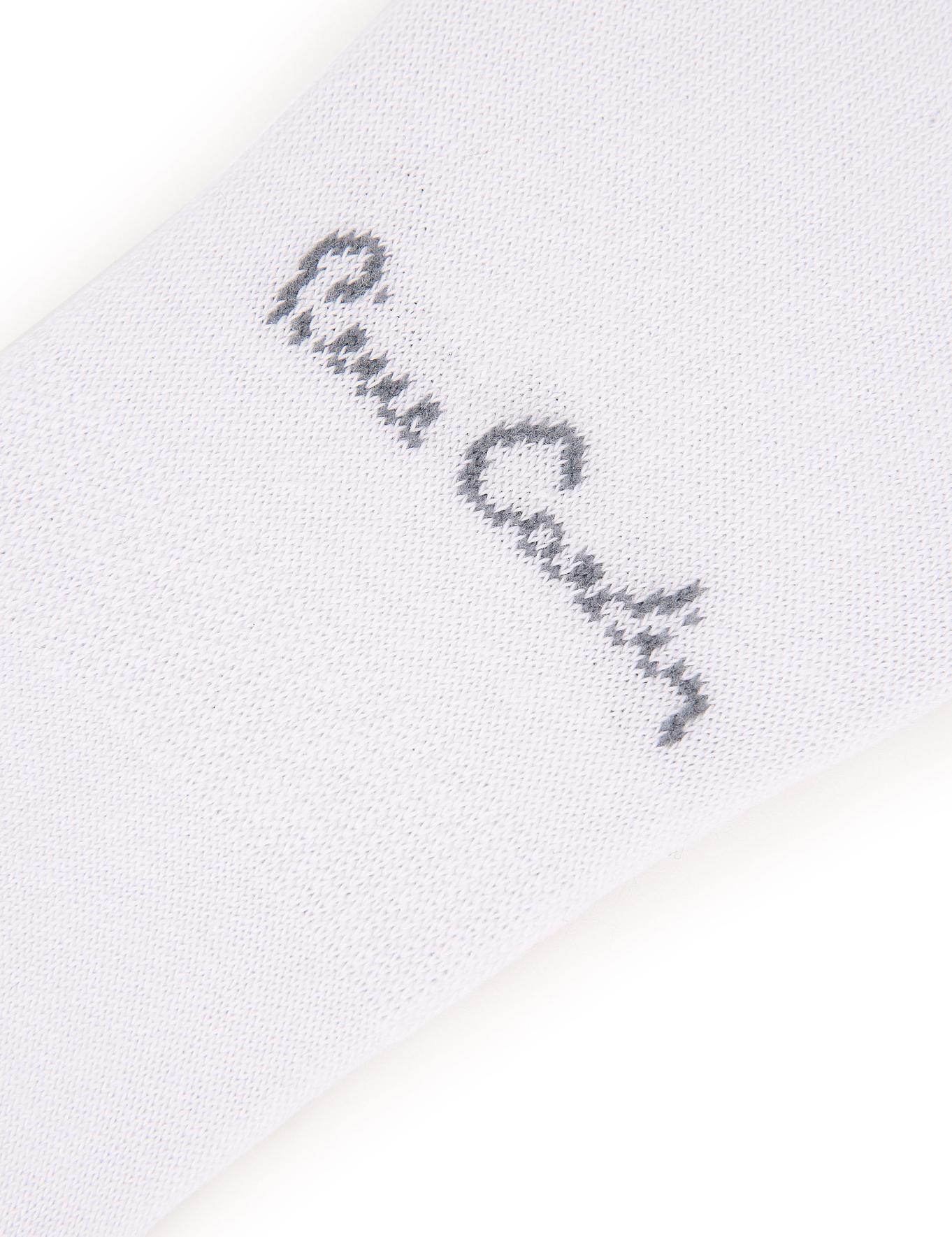 Beyaz Babet Çorap