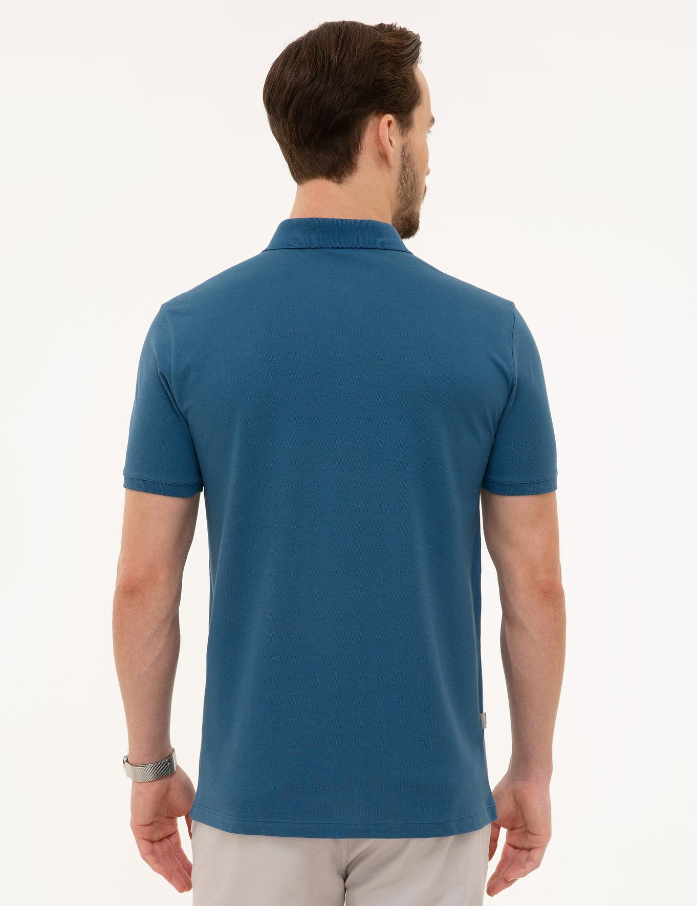 Mavi Slim Fit Polo Yaka T-Shirt
