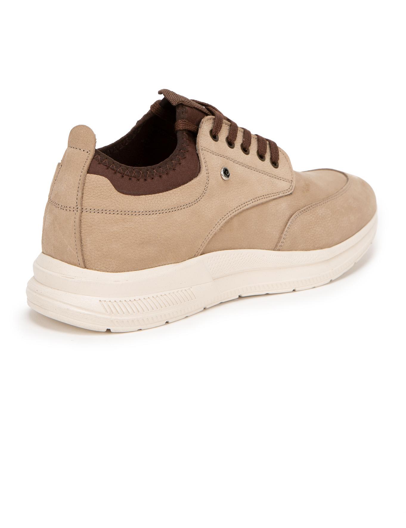 Açık Kahverengi Sneakers Ayakkabı