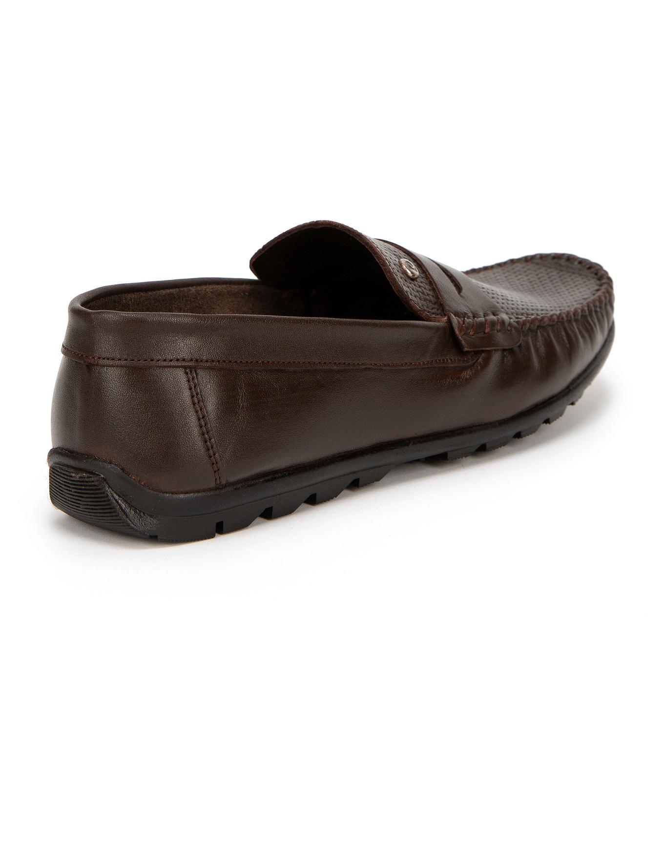 Kahverengi Loafer Ayakkabı