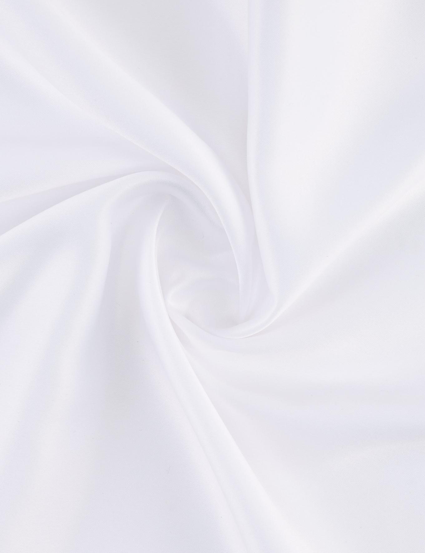 Bordo Biyeli Beyaz Mendil