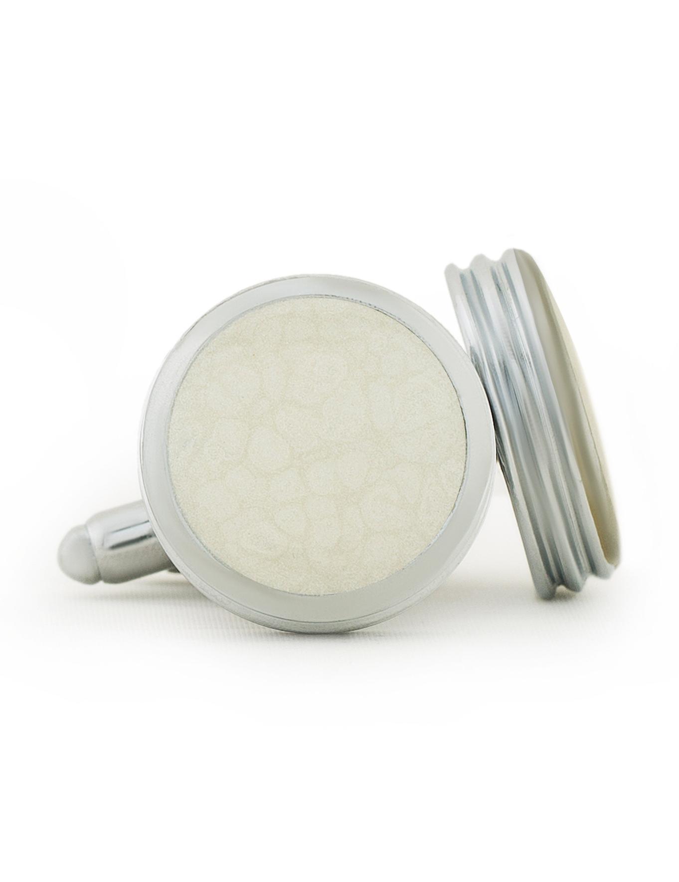 Beyaz Kol Düğmesi
