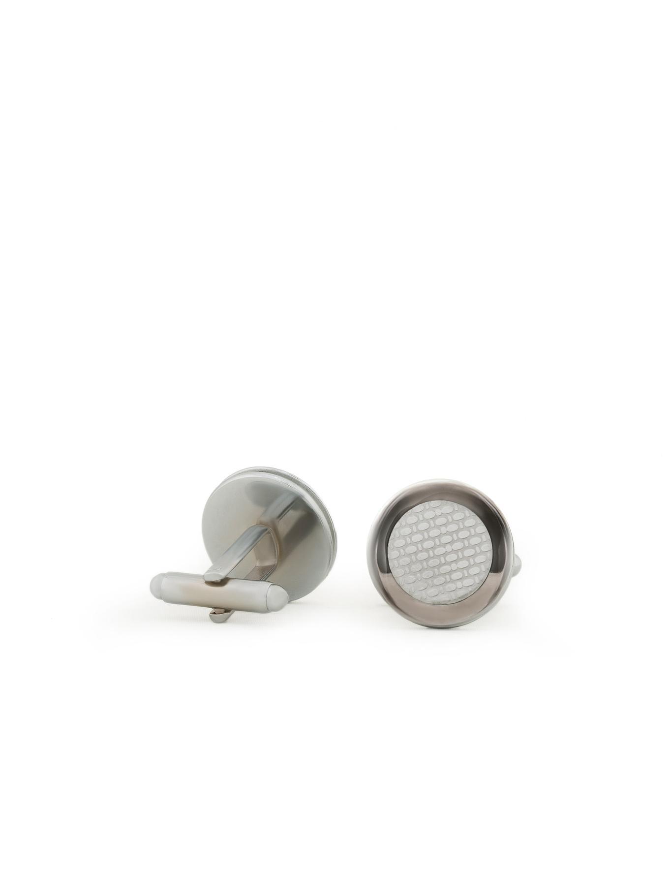 Gümüş Kol Düğmesi