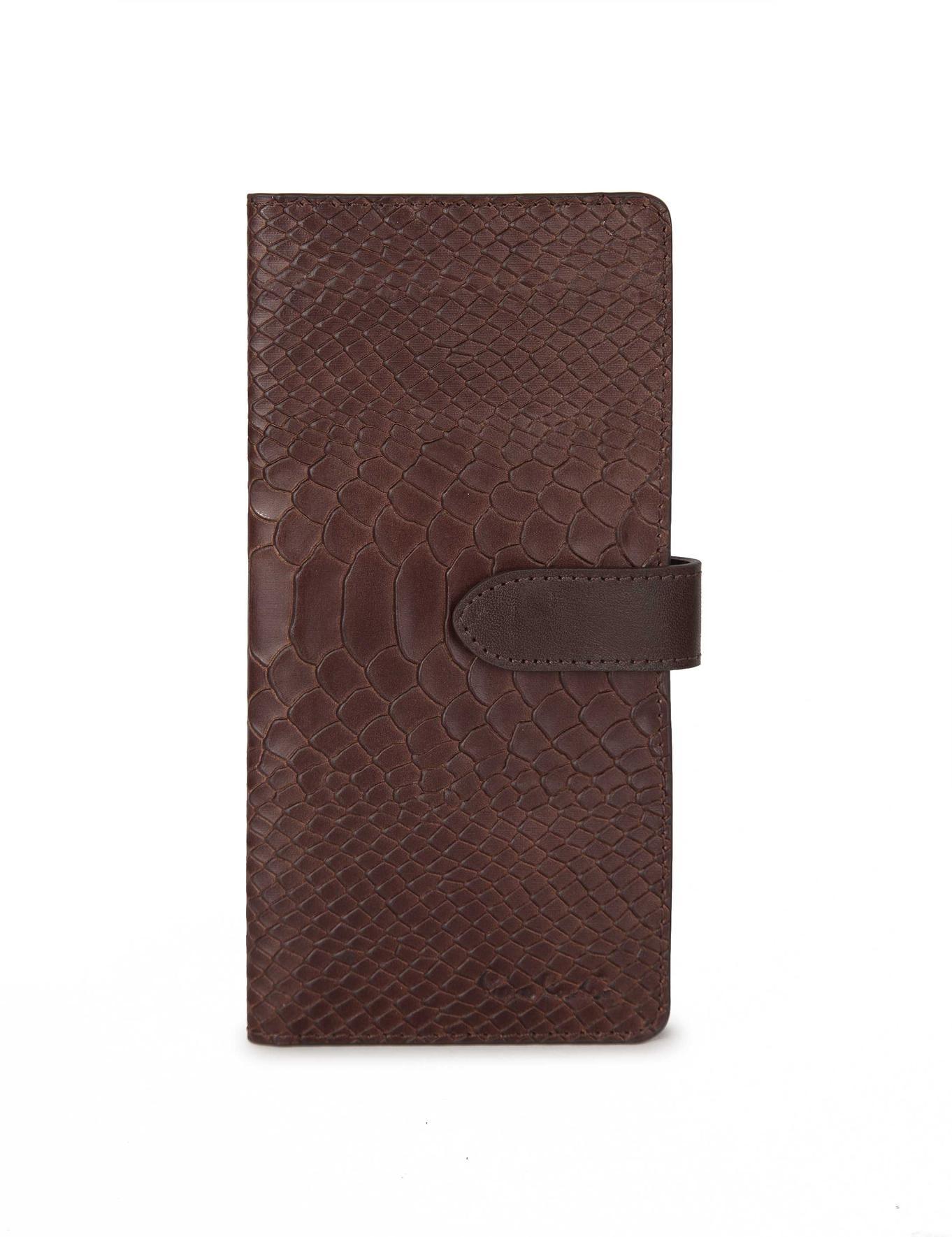 Kahverengi Telefonluk & Cüzdan