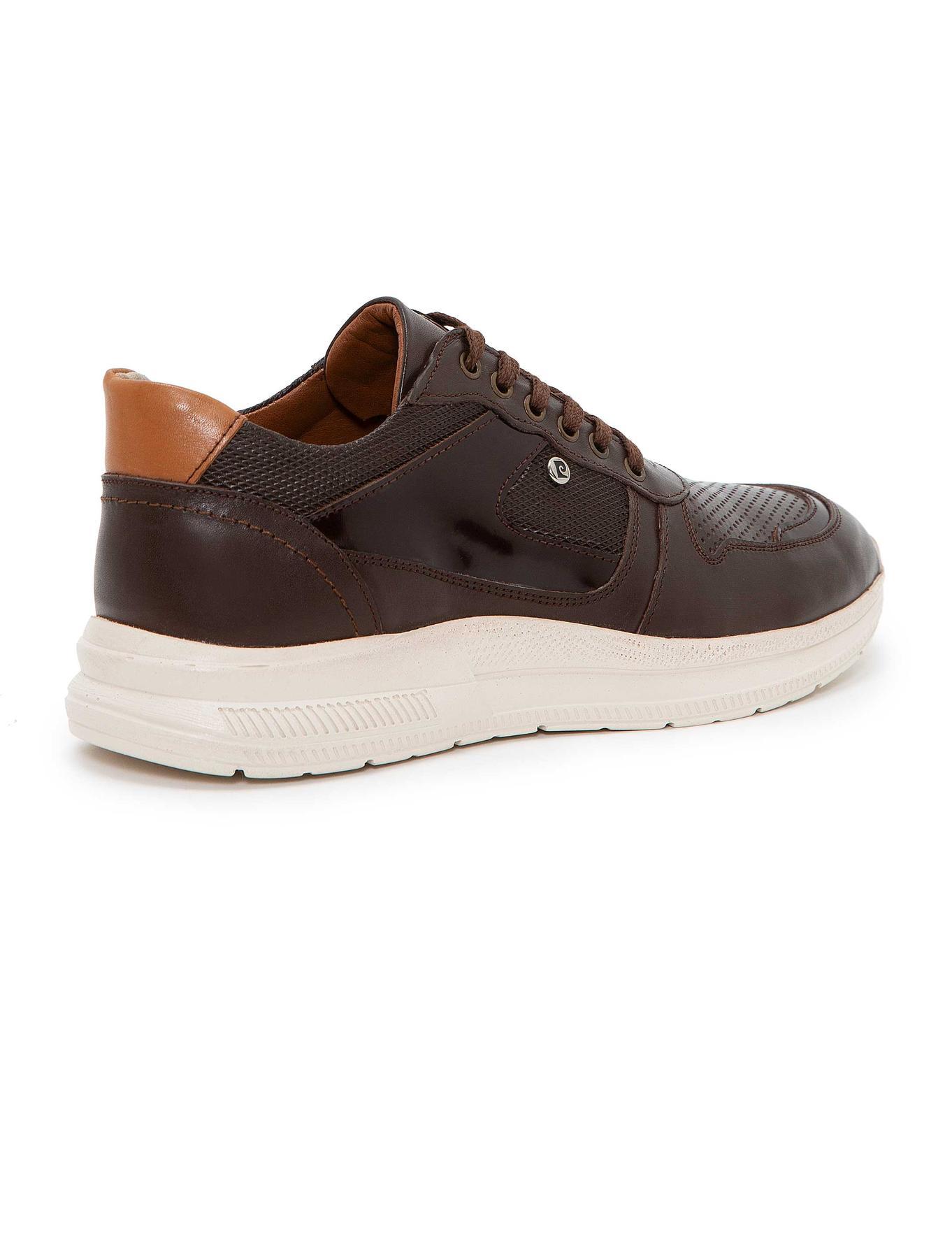 Kahverengi Sneakers Ayakkabı
