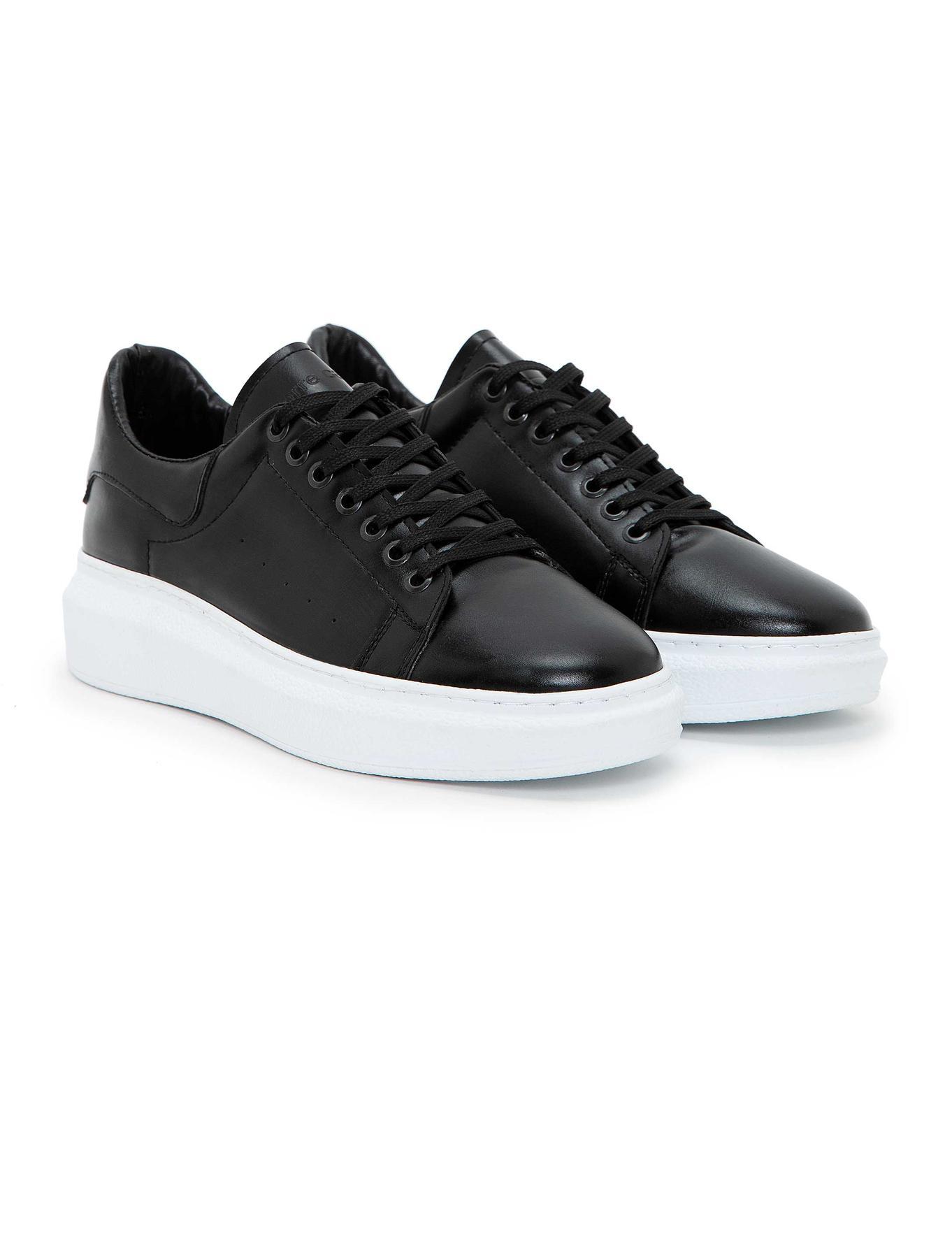 Siyah Sneakers Ayakkabı
