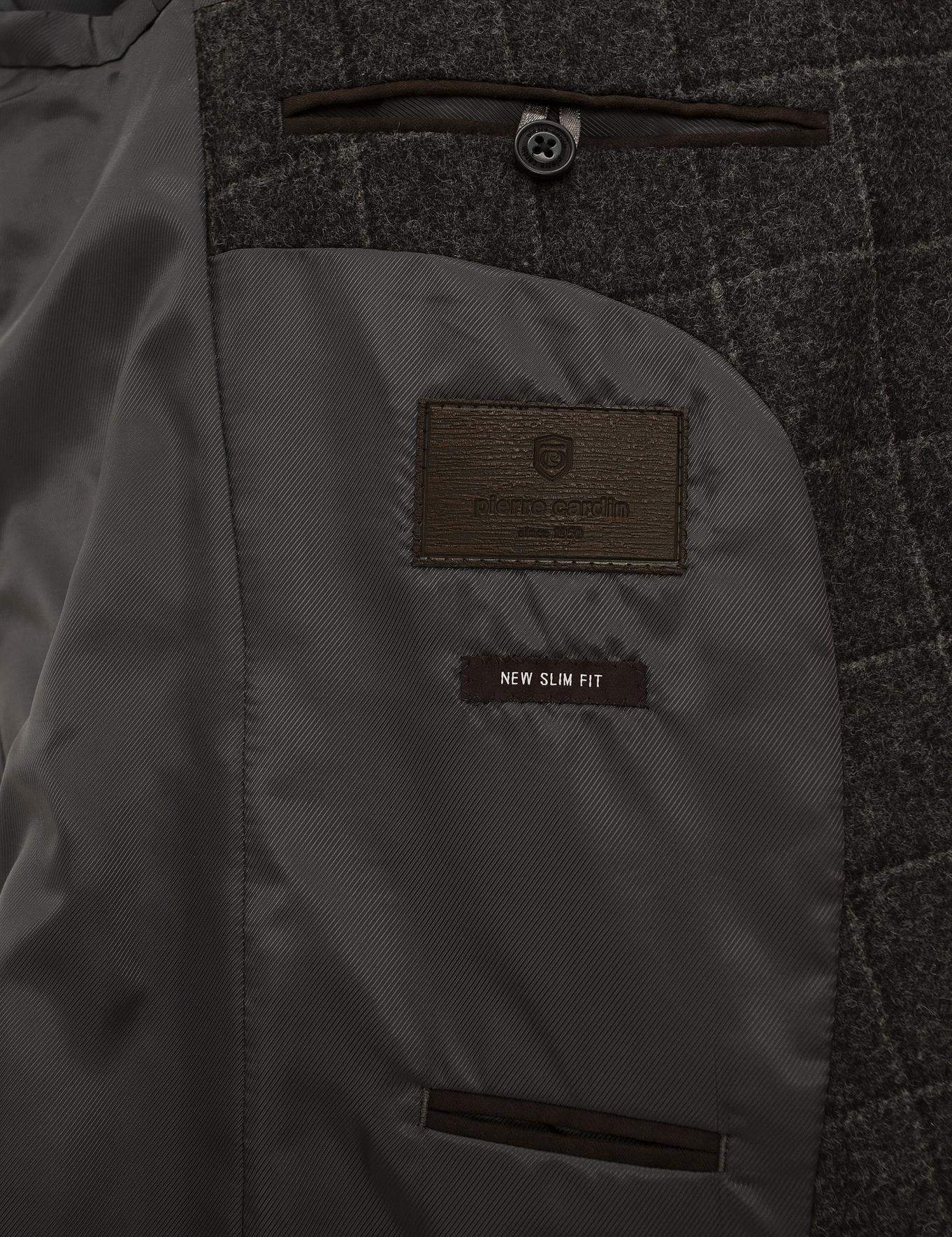 Füme Ex. Slim Fit Ceket
