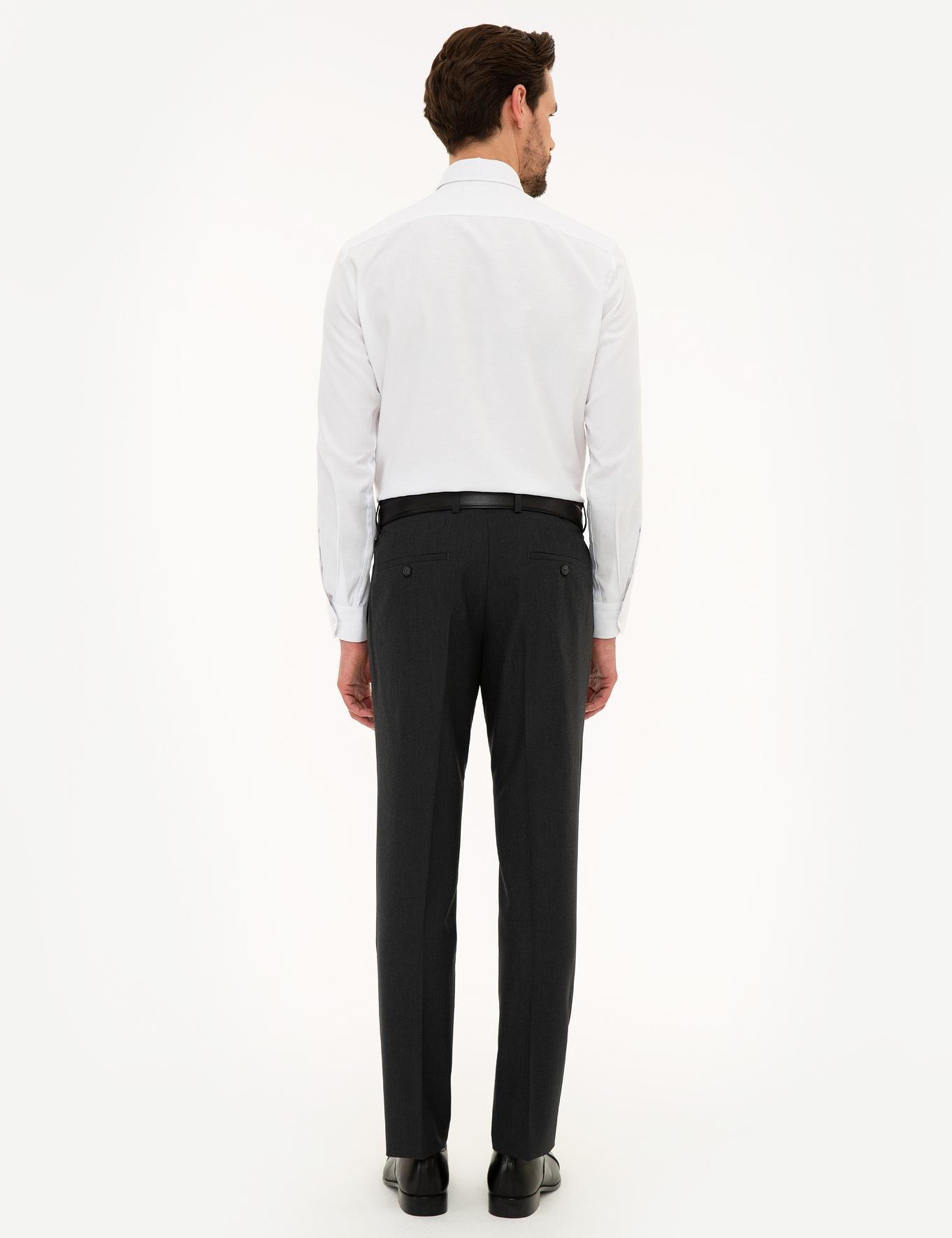 Füme Slim Fit Pantolon