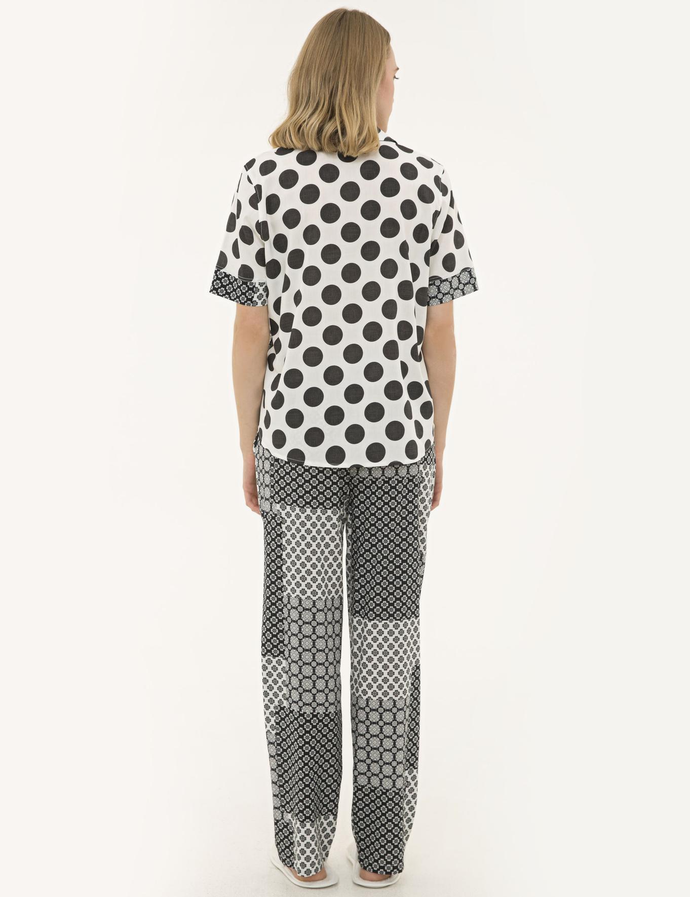 Siyah Pijama Takım