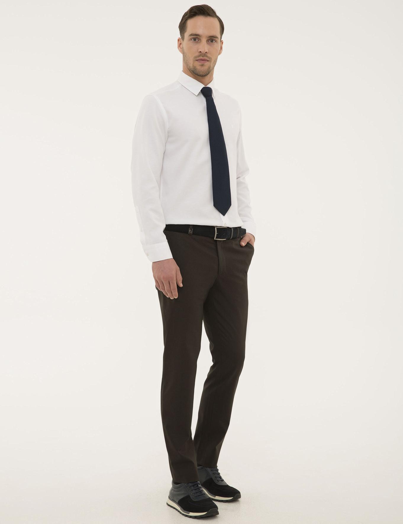 Gri Ekstra Slim Pantolon