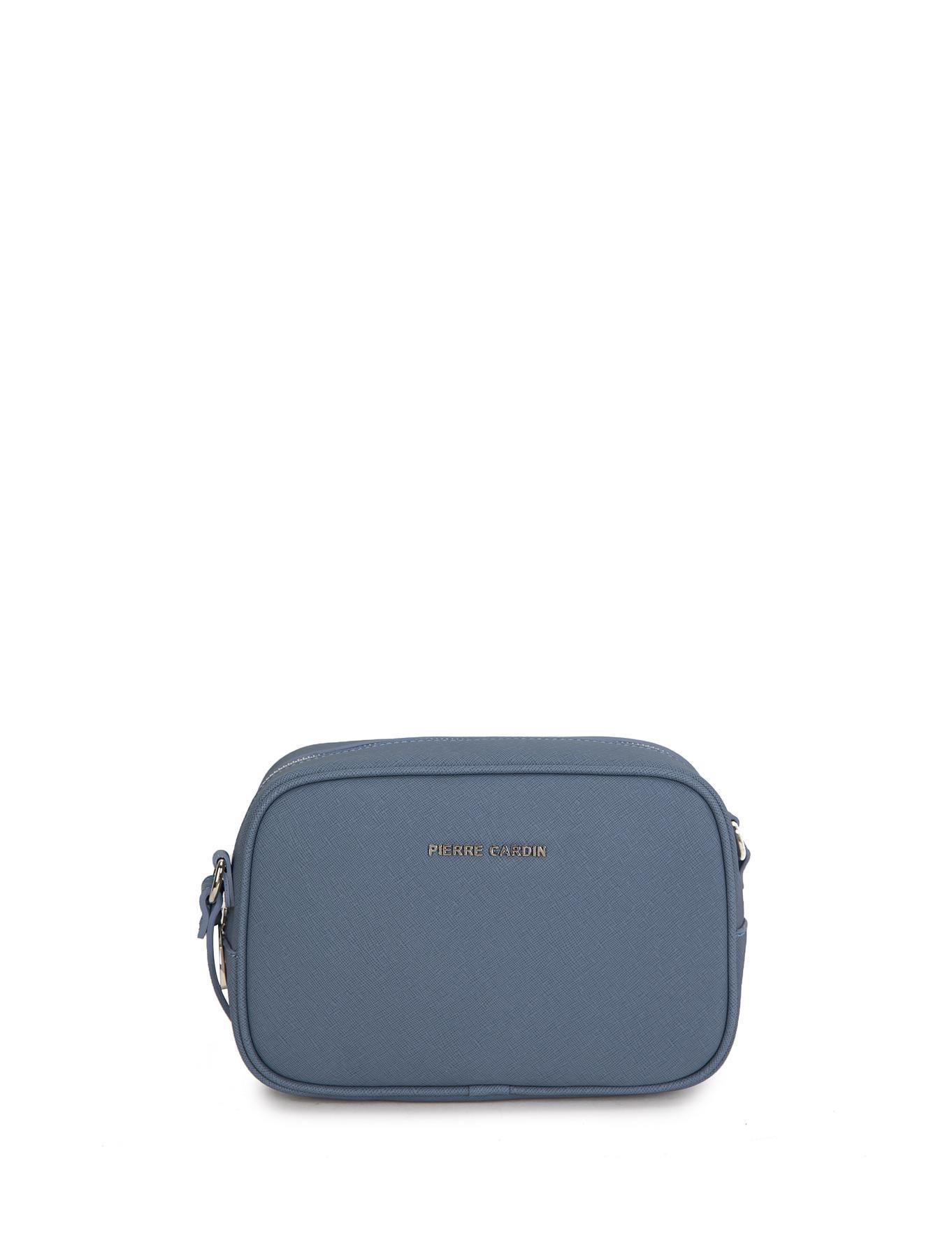 Mavi Çapraz Çanta
