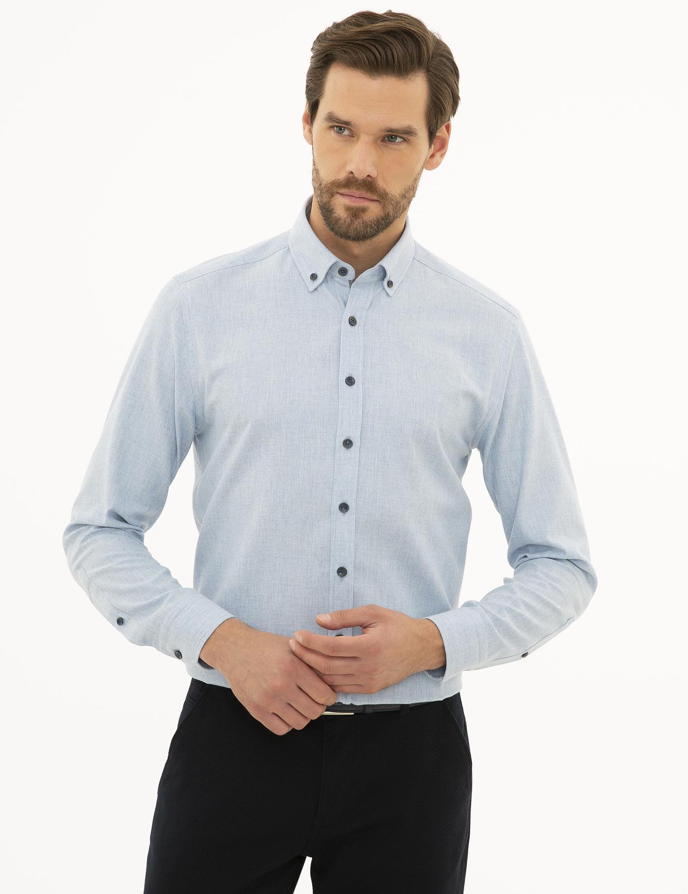 Mavi Regular Fit Gömlek