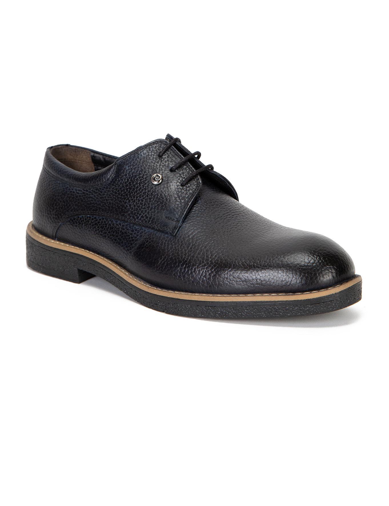 Koyu Lacivert Oxford Ayakkabı