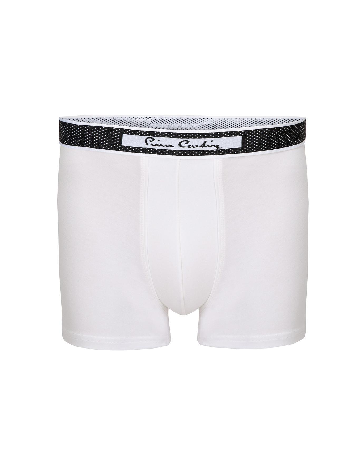 2 li Beyaz Boxer