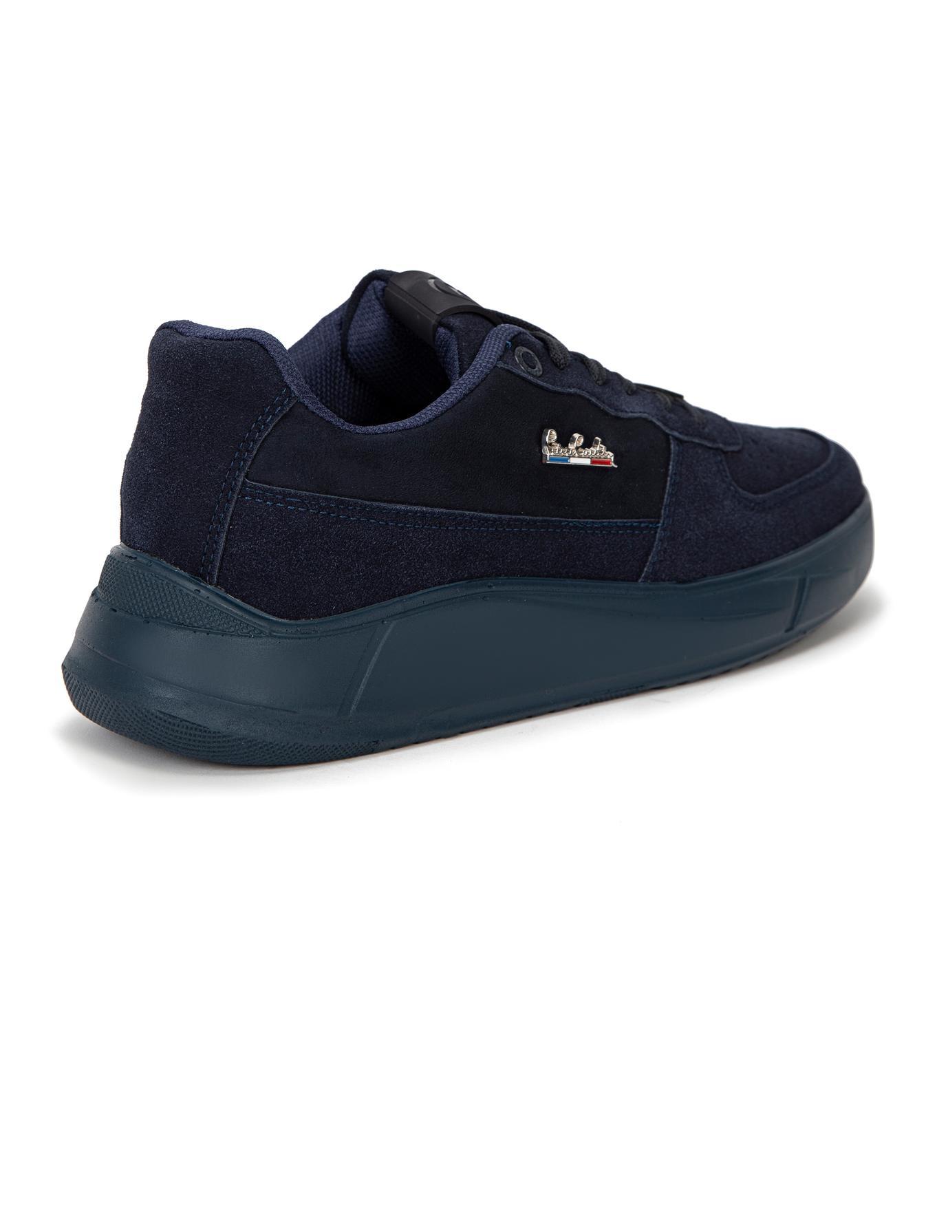 Lacivert Sneakers Ayakkabı