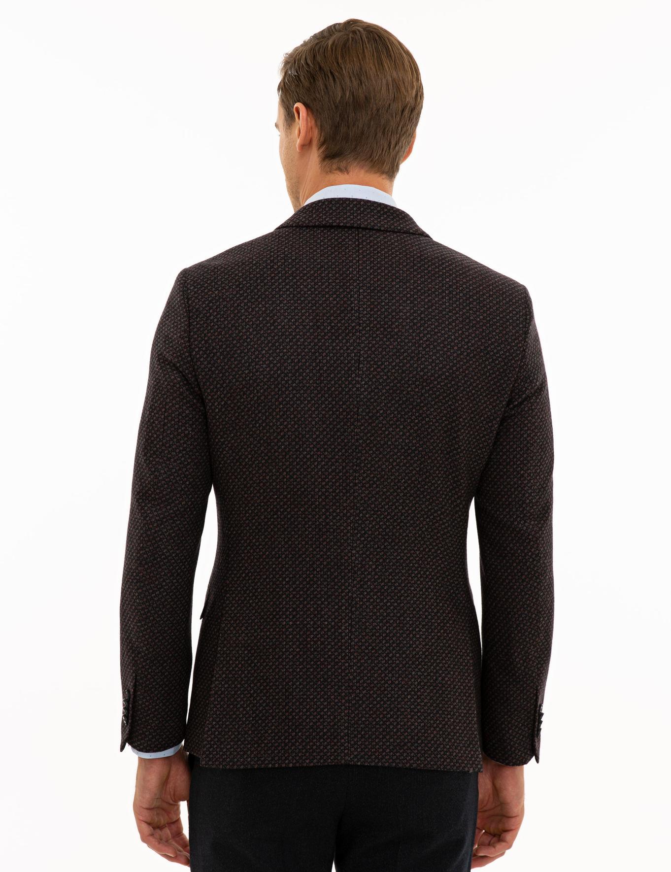 Lacivert Ex. Slim Fit Ceket
