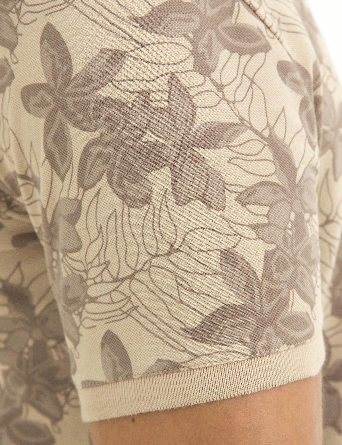 Vizon Slim Fit Polo Yaka T-Shirt