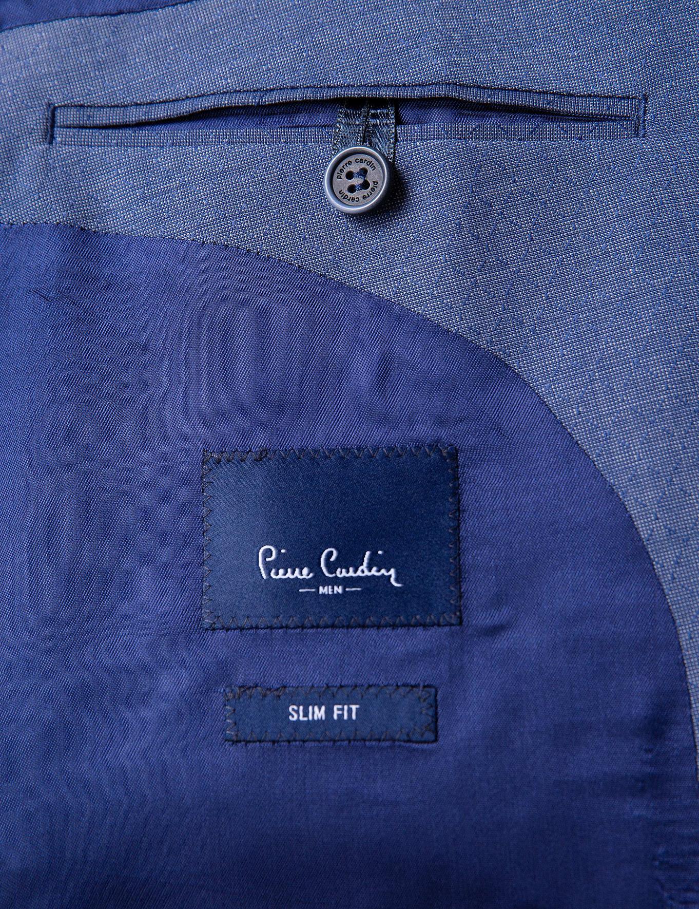 Indıgo Slim Fit Takım Elbise