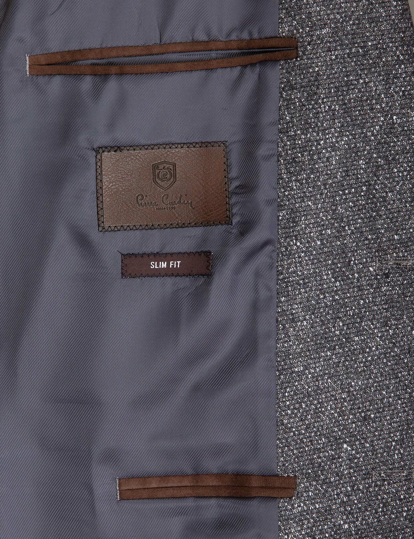 Açık Yeşil Slim Fit Ceket