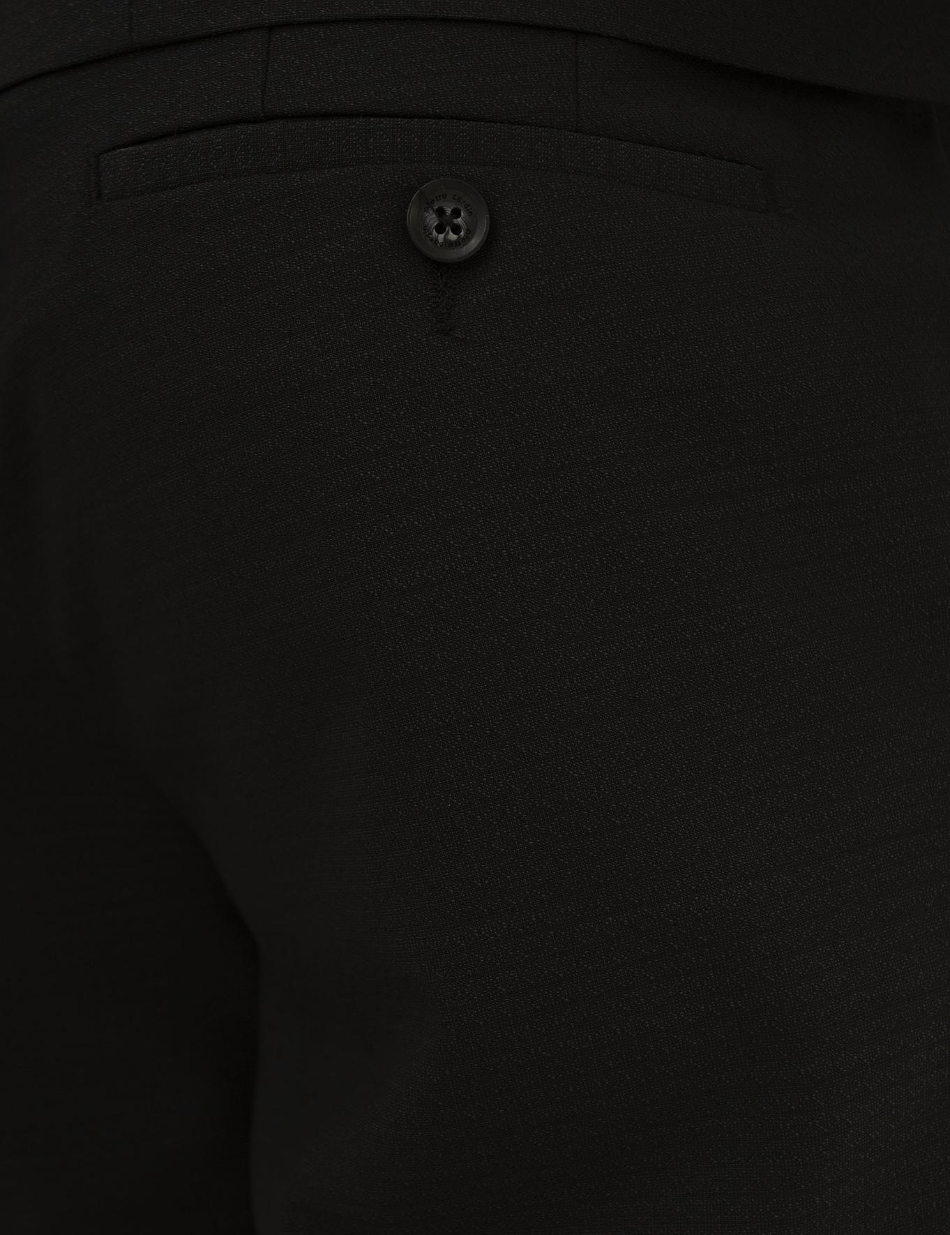 Siyah Ex. Slim Fit Takım Elbise