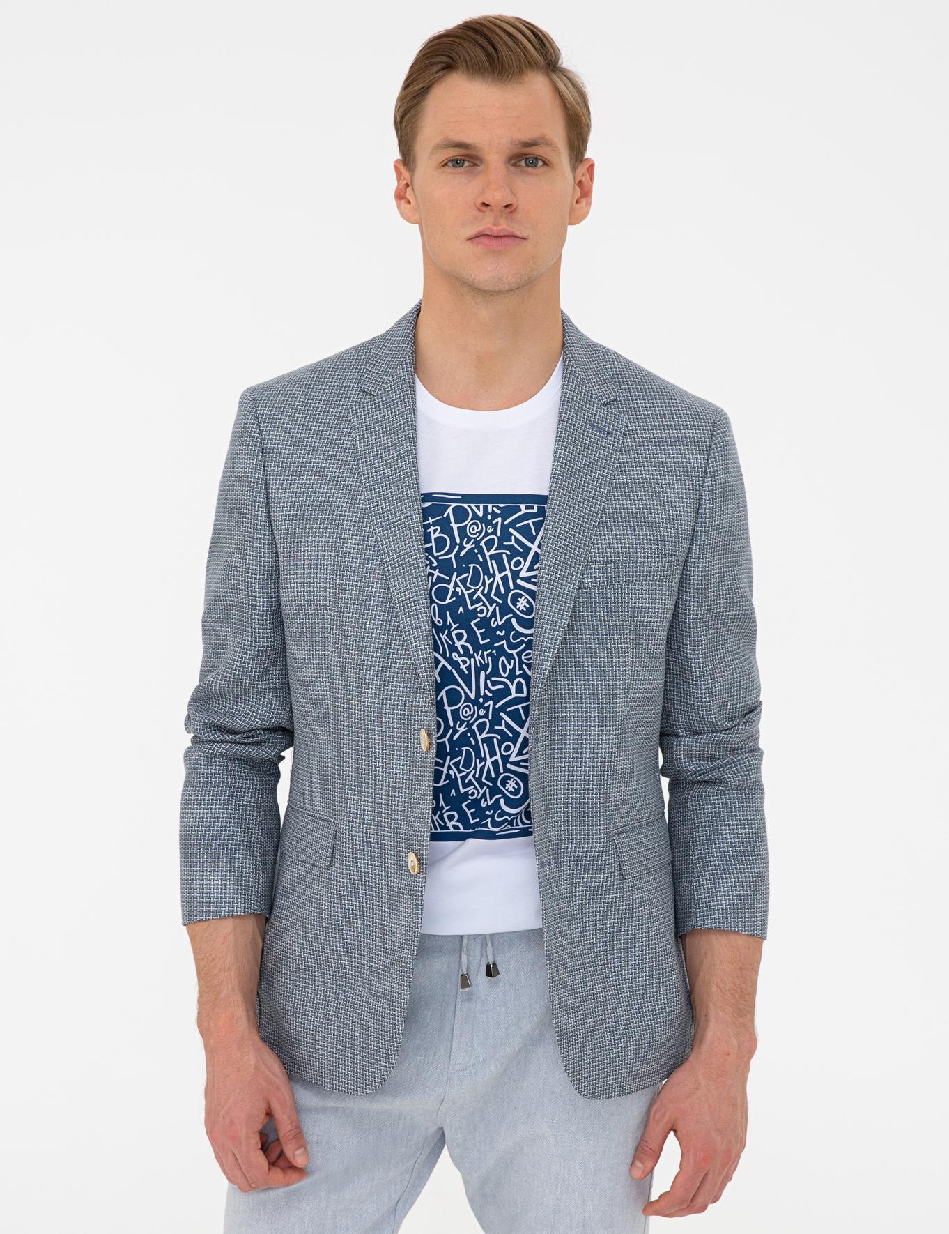 Mavi Slim Fit Ceket