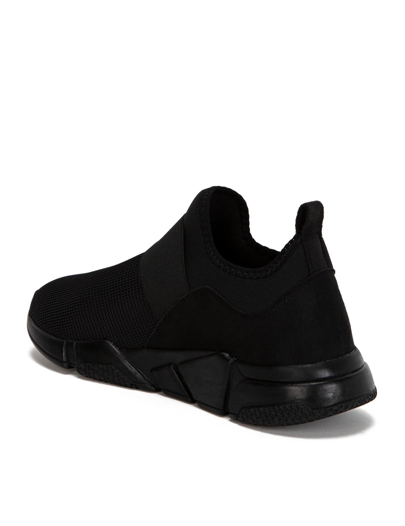 Siyah Casual Ayakkabı