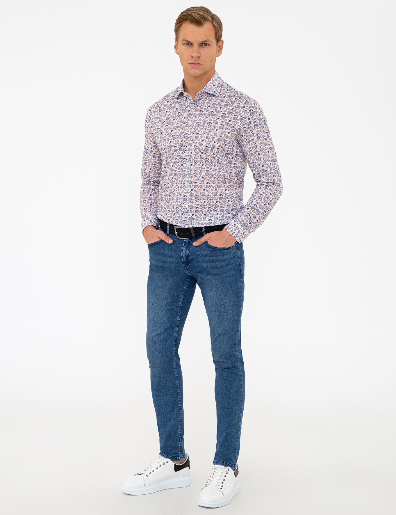 Mavi Slim Fit Denim Pantolon