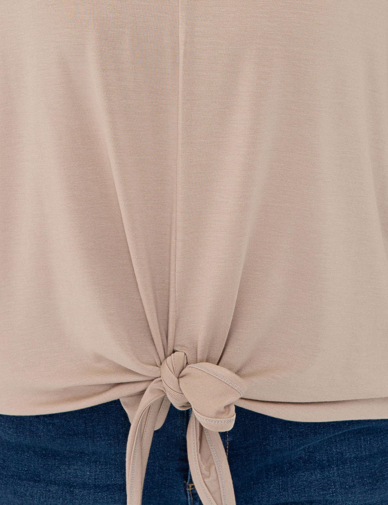 Somon Comfort Fit V Yaka T-Shirt