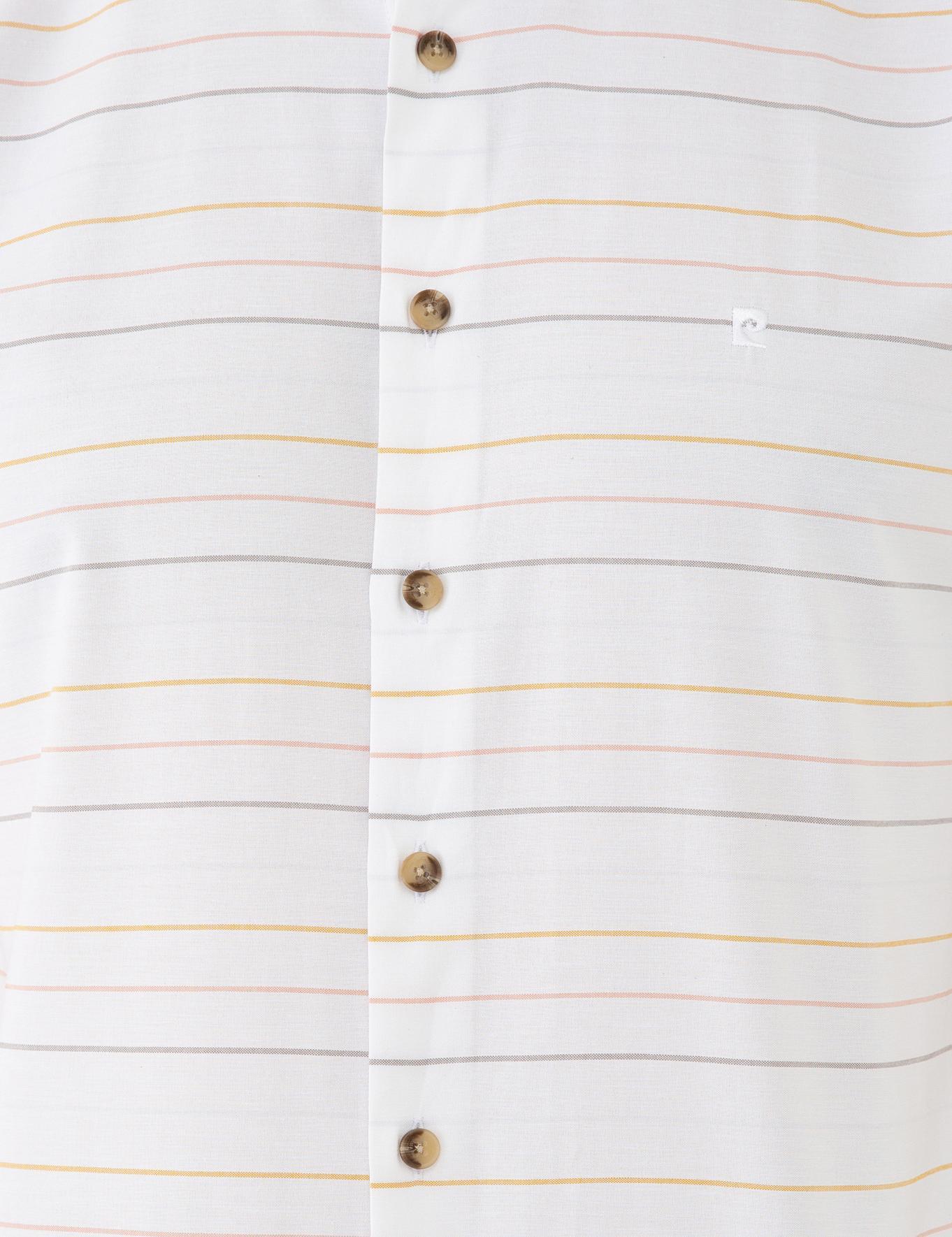 Kiremit Regular Fit Kısa Kollu Gömlek