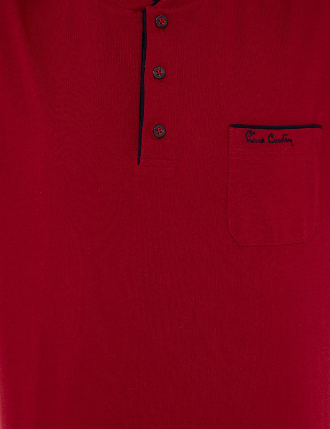 Kırmızı Pijama Takımı